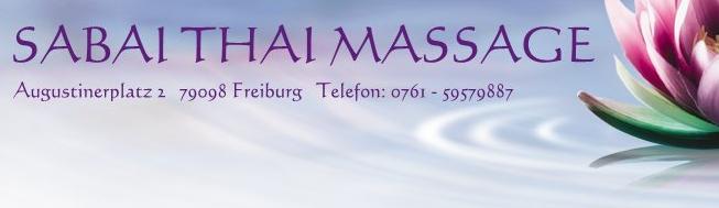 SABAI THAI MASSAGE FREIBURG
